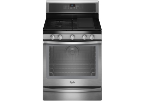 Whirlpool - WFG720H0AS - Free Standing Gas Ranges & Stoves
