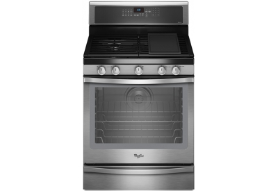 Whirlpool - WFG720H0AS - Gas Ranges