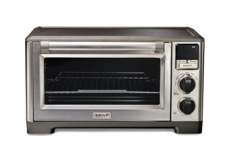 Wolf Gourmet Stainless Steel Countertop Oven With Convection  - WGCO110S