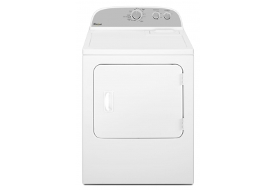 Whirlpool - WGD4810EW - Gas Dryers