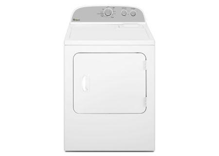 Whirlpool - WGD4810EW - Gas Dryers