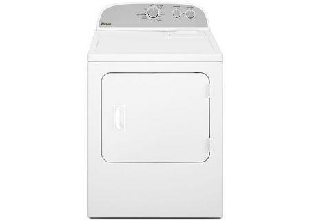 Whirlpool - WGD4815EW - Gas Dryers