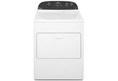 Whirlpool - WGD4850BW - Gas Dryers