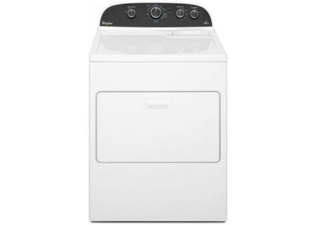 Whirlpool - WGD4850BW - Gas Dryers