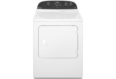 Whirlpool - WGD4890BW - Gas Dryers