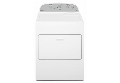 Whirlpool - WGD49STBW - Gas Dryers