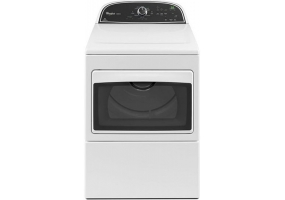Whirlpool - WGD5800BW - Gas Dryers