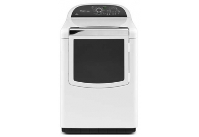 Whirlpool - WED8500BW - Electric Dryers