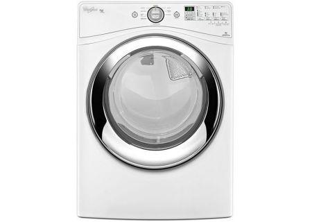 Whirlpool - WGD86HEBW - Gas Dryers