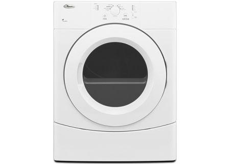 Whirlpool - WGD9050XW - Gas Dryers