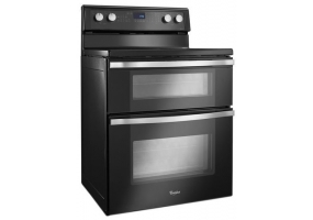 Whirlpool - WGE755C0BE - Free Standing Electric Ranges