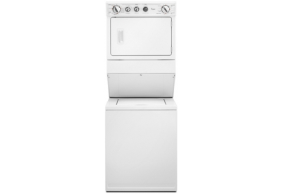 Whirlpool - WGT3300XQ - Stacked Washer Dryer Units