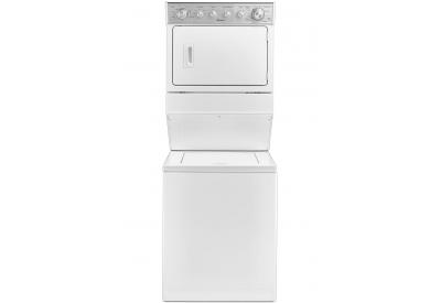 Whirlpool - WGT4027EW - Stacked Washer Dryer Units