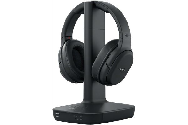 Large image of Sony Digital Surround Over-Ear Wireless Headphones - WHL600/B