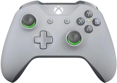Microsoft Xbox Grey Wireless Controller - WL3-00060