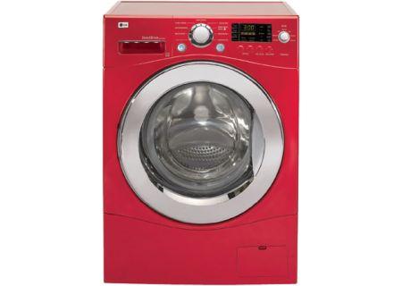 LG - WM1355HR - Front Load Washing Machines