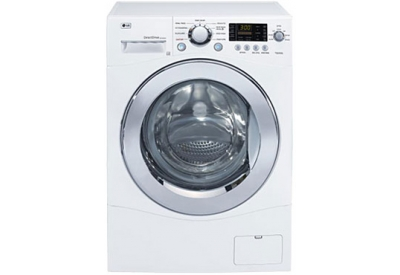 LG - WM1355HW - Front Load Washing Machines