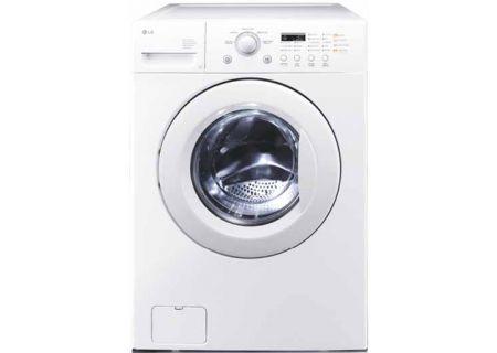 LG - WM2010CW - Front Load Washing Machines