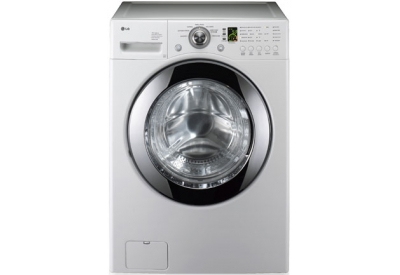 LG - WM2101HW - Front Load Washers
