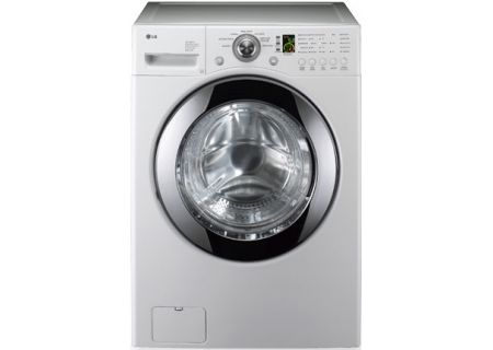 LG - WM2101HW - Front Load Washing Machines