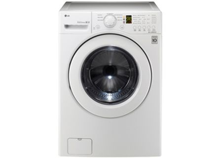 LG - WM2140C - Front Load Washing Machines