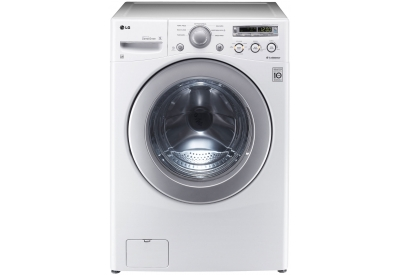 LG - WM2250CW - Front Load Washing Machines