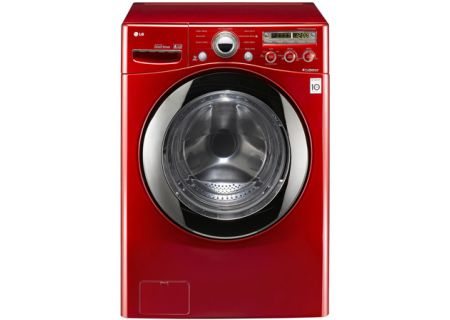 LG - WM2350HRC - Front Load Washing Machines