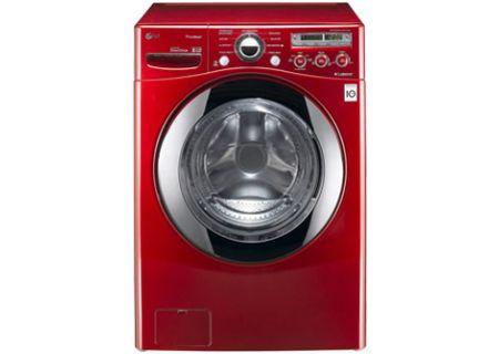 LG - WM2550HRCA - Front Load Washing Machines