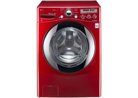 LG - WM2650HRA - Front Load Washing Machines