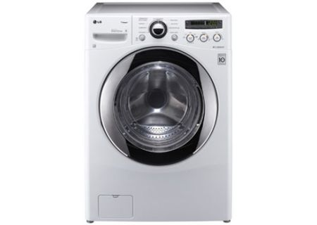 LG - WM2650HWA - Front Load Washing Machines