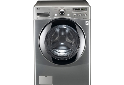 LG - WM2655HVA - Front Load Washing Machines