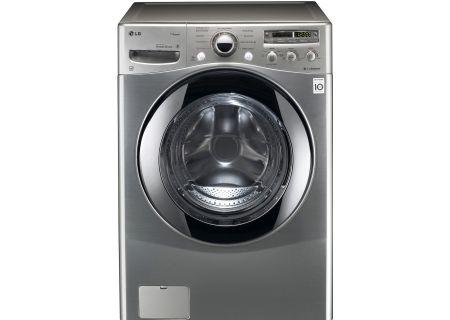 LG - WM2655HVA - Front Load Washing Machines