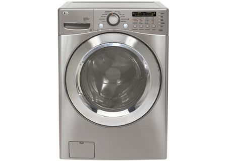 LG - WM2701HV - Front Load Washing Machines