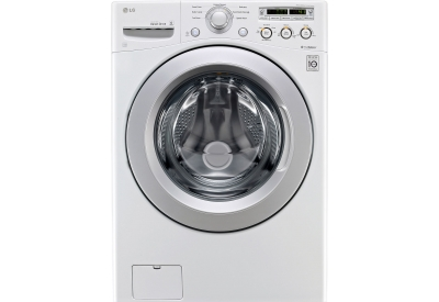 LG - WM3050CW - Front Load Washing Machines