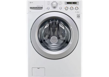 LG - WM3050CW - Front Load Washing Machines