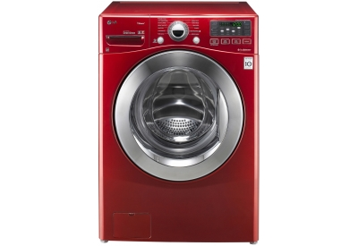 LG - WM3070HRA - Front Load Washing Machines