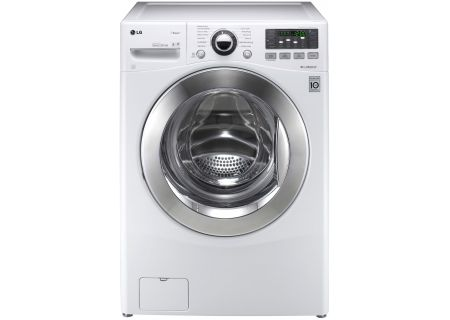 LG - WM3070HWA - Front Load Washing Machines