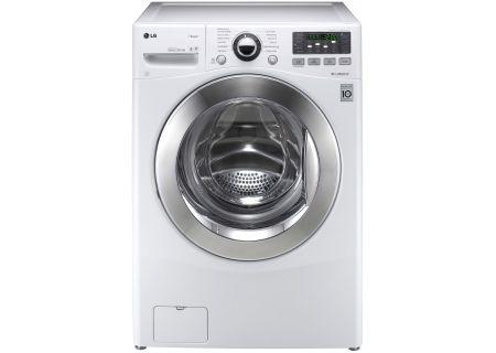 LG - WM3070HWA - Front Load Washing Machines