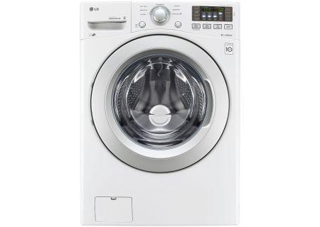 LG - WM3170CW - Front Load Washing Machines