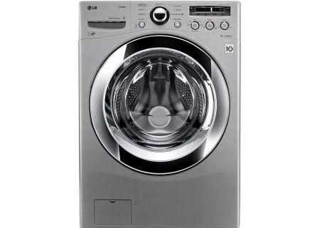 LG - WM3250HVA - Front Load Washing Machines