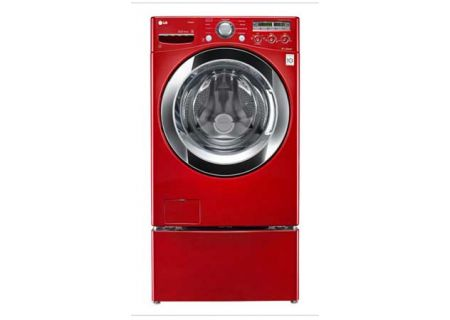 LG - WM3250HRA - Front Load Washing Machines