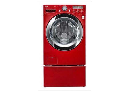 LG - WM3250HRA - Front Load Washing Machines