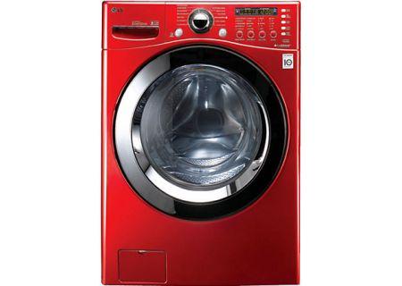 LG - WM3360HRCA - Front Load Washing Machines