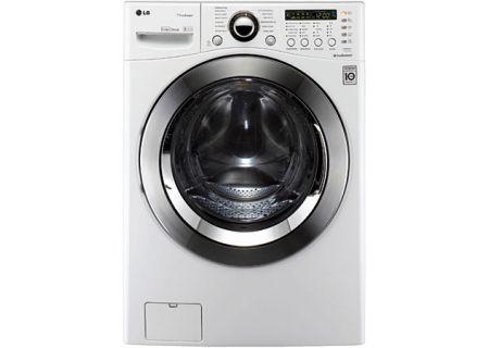 LG - WM3360HWCA - Front Load Washing Machines