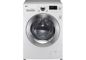 LG - WM3455HW - Front Loading Washers