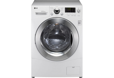 LG - WM3455HW - Washer and Dryer Combo Units