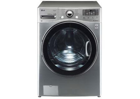 LG - WM3470V - Front Load Washing Machines