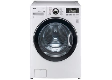 LG - WM3470WA - Front Load Washing Machines