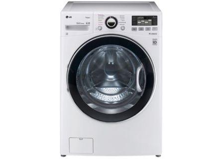 LG - WM3470WA - Front Load Washing Machines