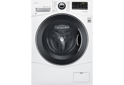 LG - WM3488HW - Washer Dryer Combo Units